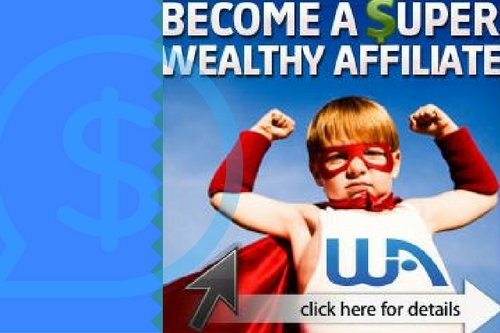 Wealthy Affiliate work from home online